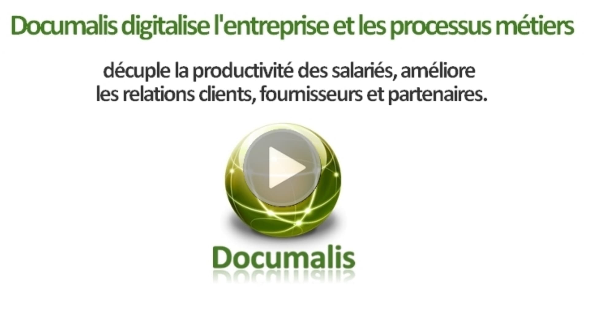 Video-Youtube-Découvrir-Documalis